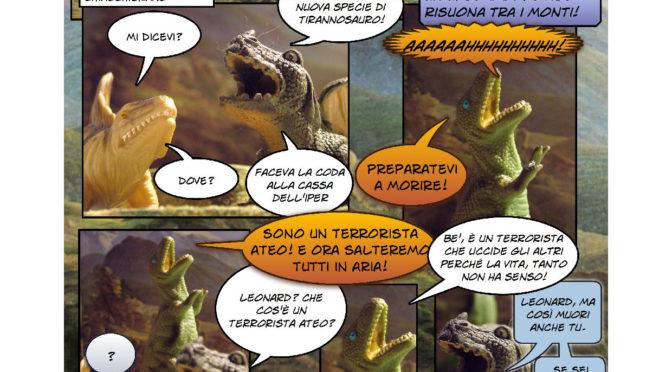 Come si estinsero i dinosauri